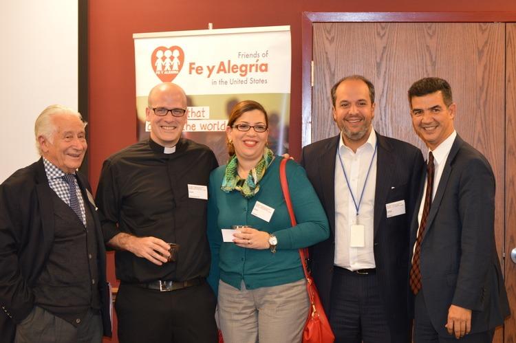 Fe y Alegría U.S. Initiative is presented at the U.S. Jesuit Conference