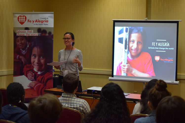 Ignatian Family Teach In for Justice: Building Bridges of Solidarity
