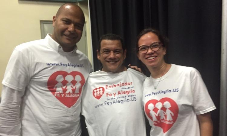 Building the Fe y Alegría movement in Miami