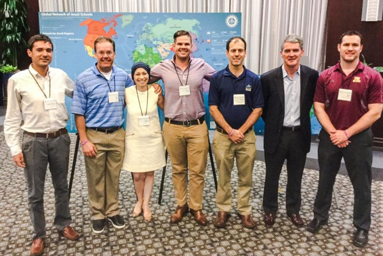 Jesuit Schools Network Colloquium 2016 Puts Global 'Companionship' at the Forefront