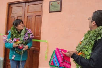 Countries complete first projects funded by Friends of Fe y Alegría