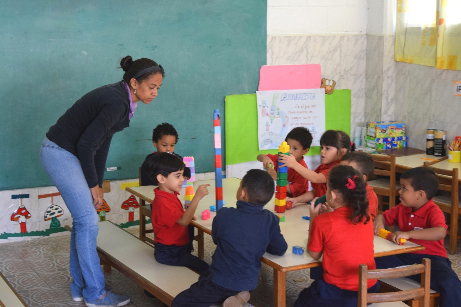 Director of Fe y Alegría Venezuela: There are so many things to do, to dream, to design!