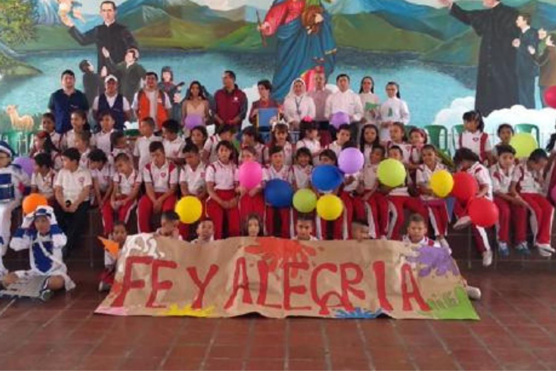 Fe y Alegría Colombia apuesta por una educación que cree en los derechos y educa en ellos