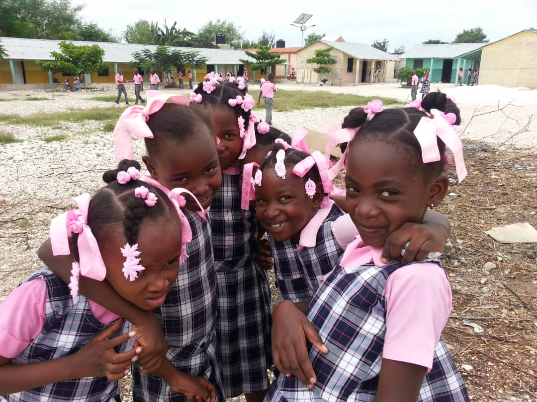 Happy International Women's Day from Foi et Joie Haiti!