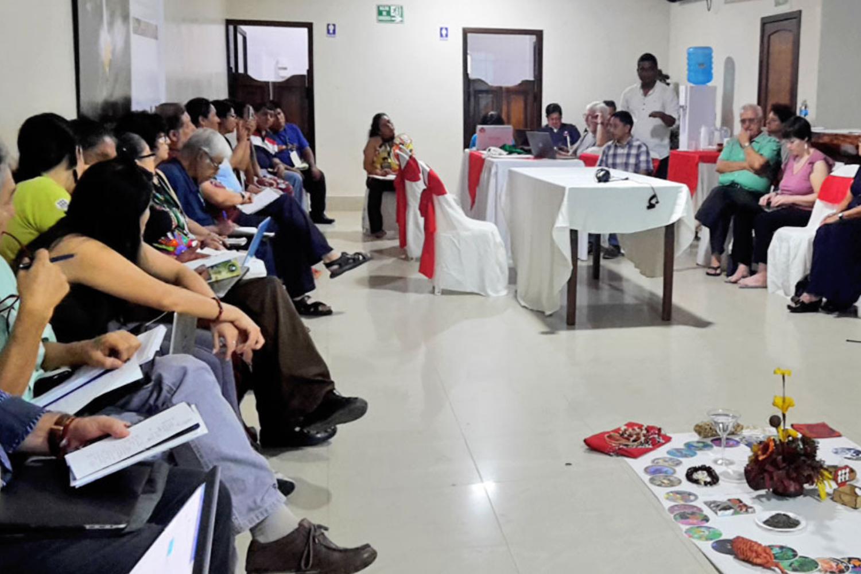 Fe y Alegría's work in the Pan Amazon Region