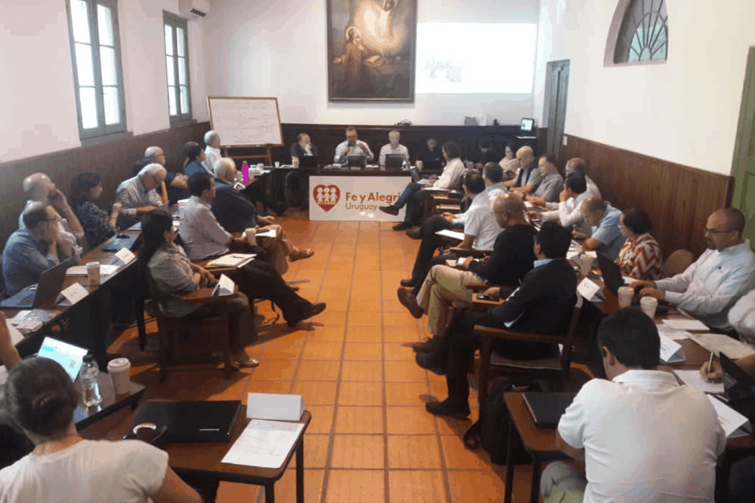 34th Annual Assembly of the International Federation of Fe y Alegría