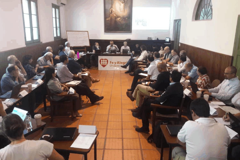 34° Asamblea anual de la Federación Internacional de Fe y Alegría